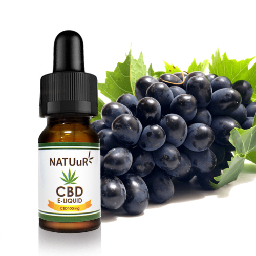 CBD E-LIQUID REGULAR Grape God