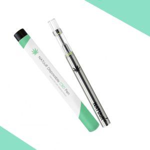 パワーアップした NATUuR Disposable CBD Pen の最速レビュー