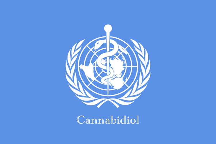カンナビジオールは WHO(世界保健機関)に複数の医療用途があると認められた成分です