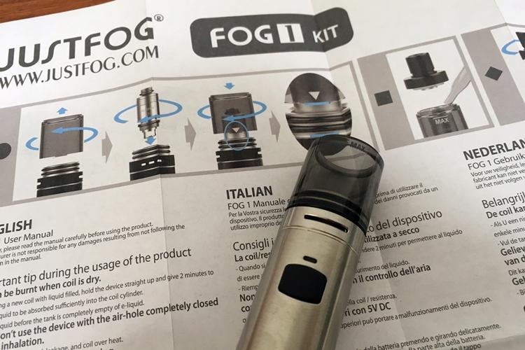 FOG1 の使い方