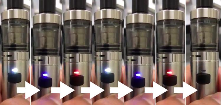 LED点滅