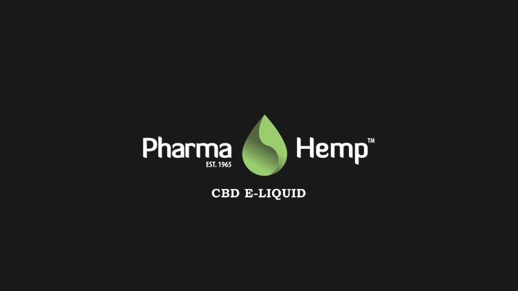 PharmaHemp CBD E-LIQUID の詳細(成分/含有量/濃度/種類)と吸ってみた感想