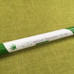 NATUuR Disposable PEN 420#MaryJane