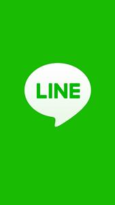 LINE を起動する