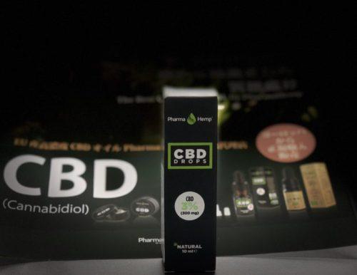 CBD oilDrops 3%