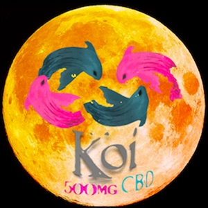 Blue & Pink Koi 500mg 2本セット