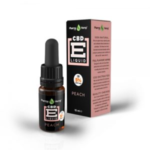 PharmaHemp CBD E-LIQUID 5%