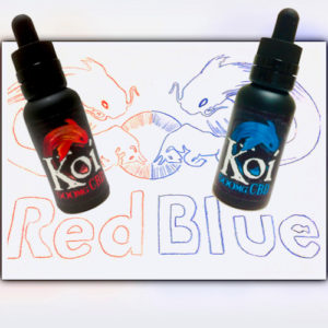 Red & Blue 500mg 2本セット