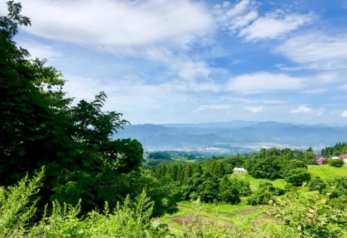 山形の風景