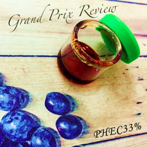 Grand Prix PharmaHemp CBD JELL WAX PHEC33% CBD330mg/1000mg