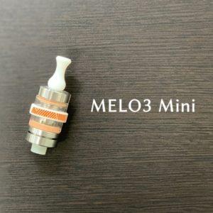 【MELO3 Mini】エアフローの液漏れ対策と改善する方法