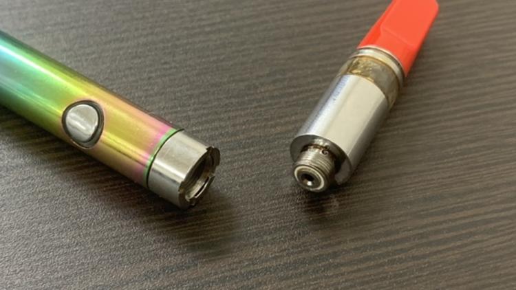 交換コイルと本体接続部の清掃