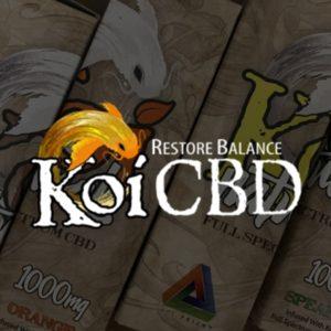 初めて CBD オイルを購入するなら Koi naturals がおすすめ