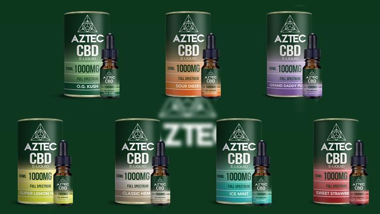AZTEC CBD 1000mg