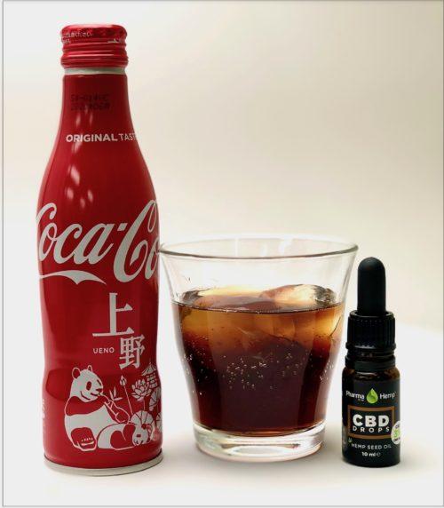 PharmaHempとCocaCola