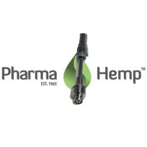 PharmaHemp の CBD カートリッジ