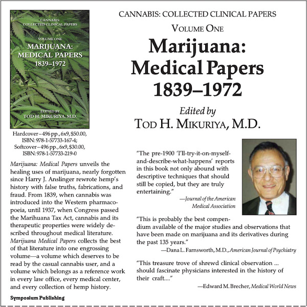 Marijuana-Medical-Papers