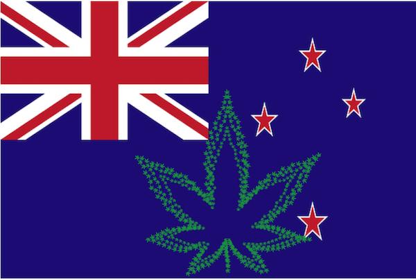 ニュージーランドと大麻
