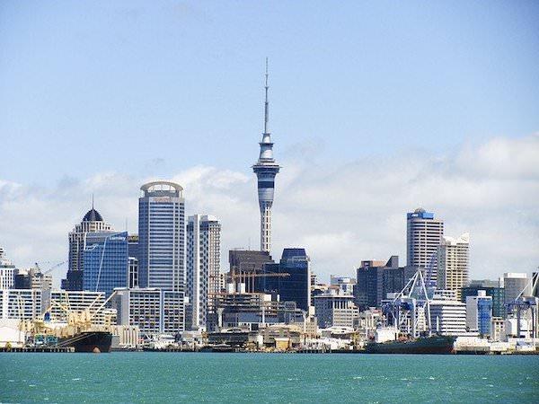 ニュージーランド オークランド