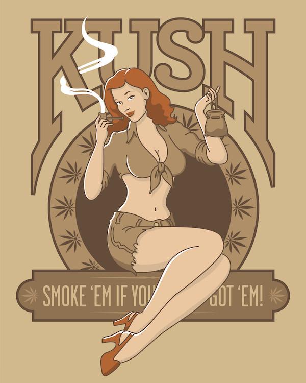 kush-girl