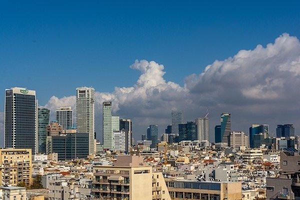 Tel Aviv の風景