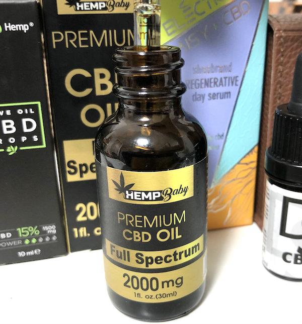 hempbaby cbd oil