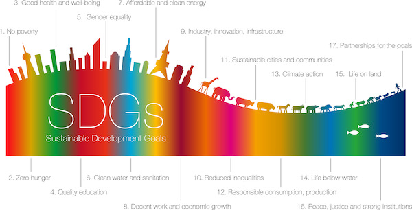 SDGsの写真
