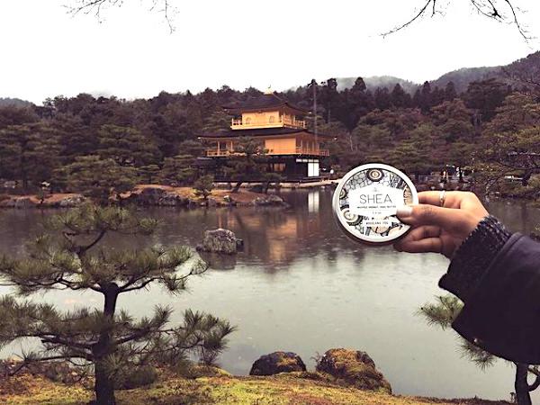 sheabrand バーム 京都