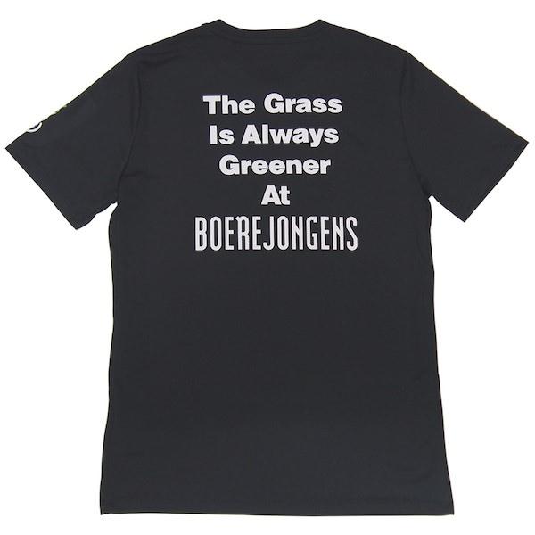 1枚目のバックプリントThe Grass is Always Greener
