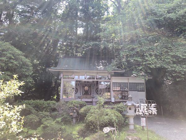 青麻神社神楽